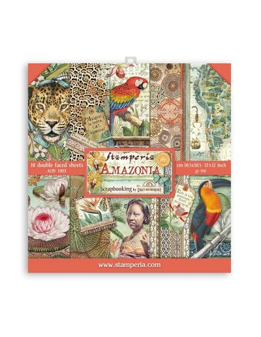 Kit Amazonia de Stamperia