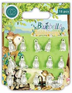 Pack de papeles Bluebells and buttercup de cc+