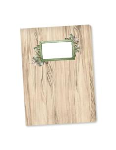cuaderno a5 LOVE IN BLOOM de p13
