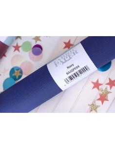Papel textura tela Navy 45x64cm de Vintage Odissey
