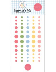Enamel Dots Summer de Carta Bella