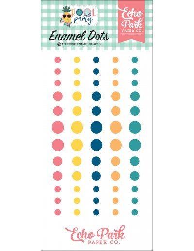 Enamel Dots Pool Party de Echo Park