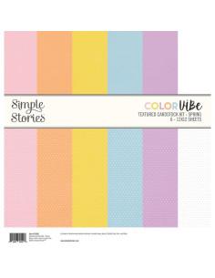 "Kit 12"" Spring de Color Vibe"