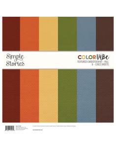 """Kit 12"""" Fall de Color Vibe"""