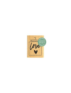 Sello madera Suspensions Love, Dolce Vita de Florilèges