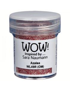 Polvo emboss WOW! Azalea
