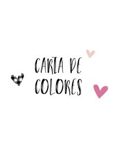 Colección completa cartulinas básicas RitaRIta