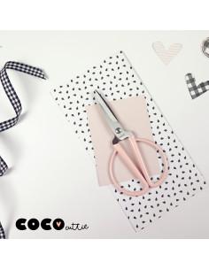 Tijeras CocoCut Rosa
