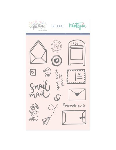 Sello Snail Mail de Mintopía