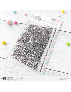 Sello Urban City de Mama Elephant