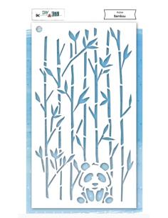 Plantilla Bambú de Mes P´tits Ciseaux