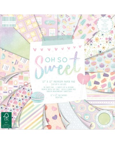 Bloc Oh so Sweet de First Edition