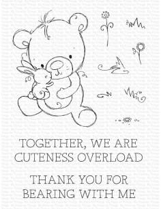 Sello Cuteness Overload de MFT