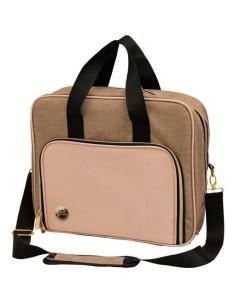 Shoulder Bag rosa/ topo de We R