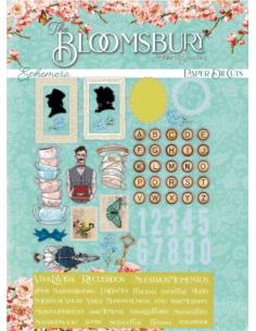 Troquelados The Bloomsbury de Alberto Juárez