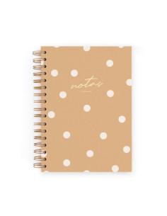 Cuaderno A5 Latte de Charuca