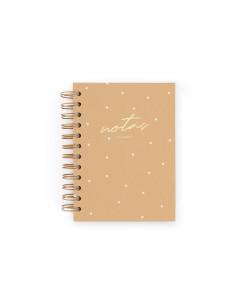 Cuaderno Mini Latte de Charuca