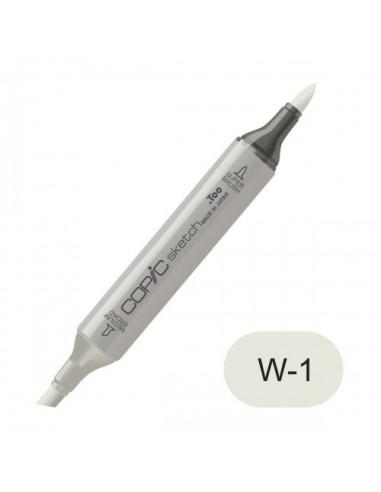 Copic W-1 Warm Gray 1
