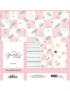 Kit 3 vellums Primavera Jane de Sami Garra