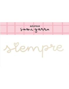 Maderita Siempe Jane de Sami Garra