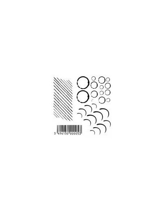 Mascara 13Arts Barcode
