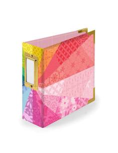 Álbum color Wheel 4x4 de We R