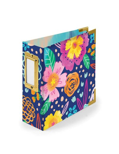 Álbum Floral 4x4 de We R