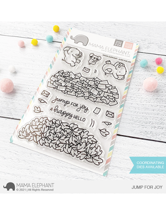 Sello Jump for Joy de Mama Elephant