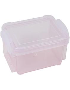 Caja almacenaje mini rosa de Artis decor