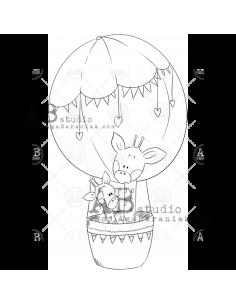 Sello Balloon de AB Studio