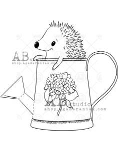 Sello Hedgehog de AB Studio