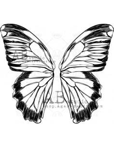 Sello Butterfly wings de AB Studio