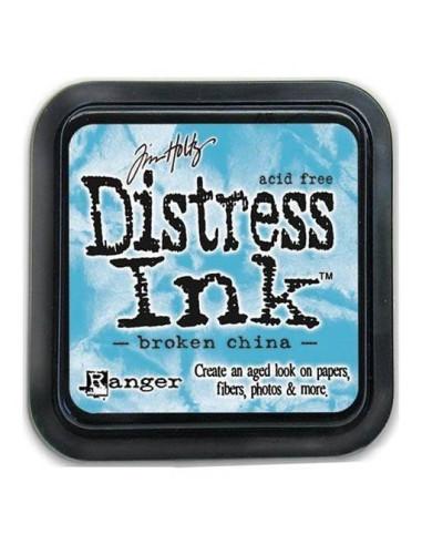 Tinta Distress Broken China