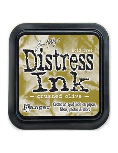 Tinta Distress Crushed Olive