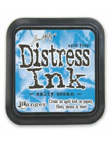Tinta Distress Salty Ocean
