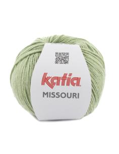 Hilo de algodón Verde Menta