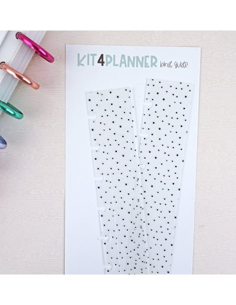 Guías para encuadernación Kits4planner A5