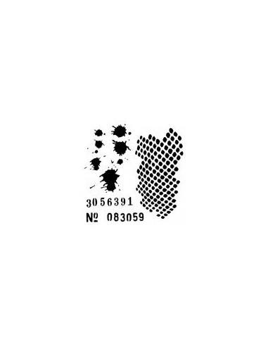 Mascara 13Arts numbers