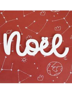Palabra metacrilato Noël