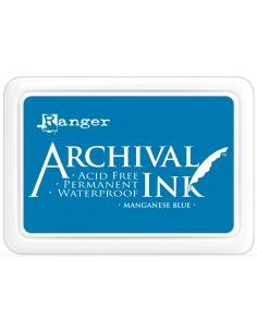 Tinta Archival Manganese Blue