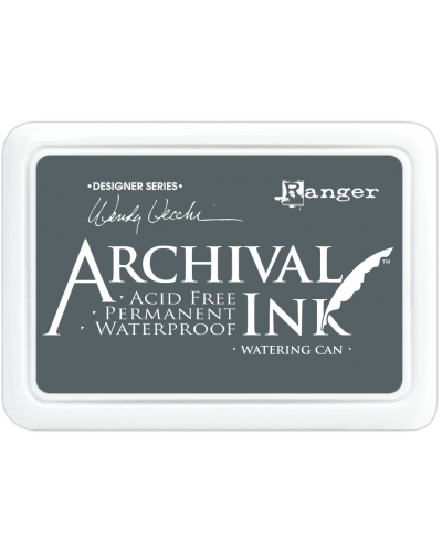 Tinta Archival Watering Can
