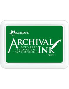 Tinta Archival Olive