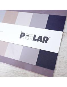 Kit papeles sólidos Polar