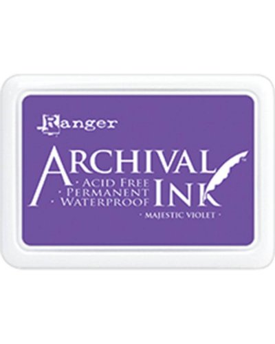 Tinta Archival Magestic Violet