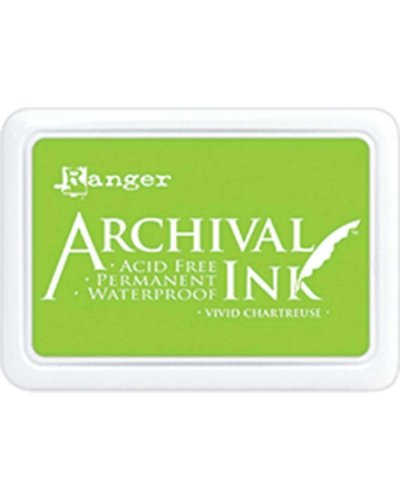 Tinta Archival Chartreuse