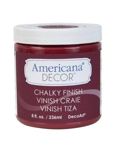 Pintura Americana Chalky Rouge