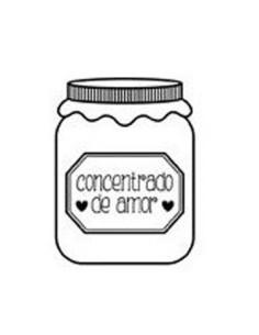 Sello Madera Concentrado amor