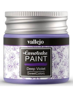 Carrotcake Deep Violet