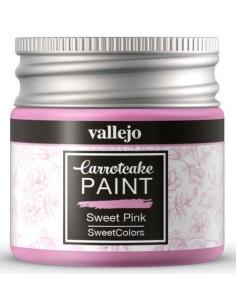 Carrotcake Sweet Pink