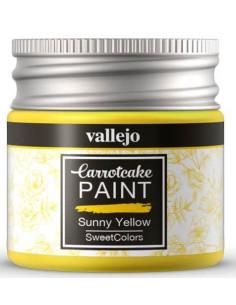 Carrotcake Sunny Yellow